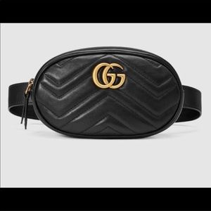 367ed3aac4ee Women Black Gucci Fanny Pack on Poshmark